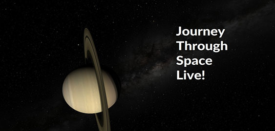 Journey Through Space Live